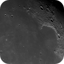Moon : from Copernicus to Sinus Iridium (09/2015),                                JG