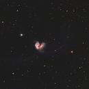 NGC 4038 and NGC 4039 - Antennae Galaxies,                                Uwe Deutermann