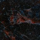 NGC6979 Pickering's Triangle  In HOO,                                henrygoo74d