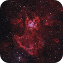 """NGC3247 """"Whirling Derwish"""",                                Rolf Dietrich"""