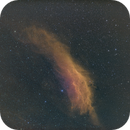 California Nebula HSO QHY163 Rokinon 135mm,                                Eric Walden