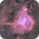 "IC 1805 ""The Heart Nebula"",                                Peter Webster"