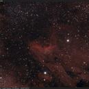 NGC5070 - The Pelican Nebula,                                Marios Tsalkidis