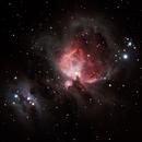 Orion M42,                                Andrea Tomassetti