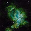 NGC 3372 Eta Carina Nebula,                                Stephen Charnock