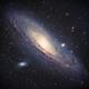 Andromeda,                                Eye@inthesky