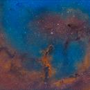 IC1396-SHO - First Light Esprit 80-400,                                Paul Schuberth