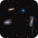 The Leo Triplet,                                Jason Guenzel
