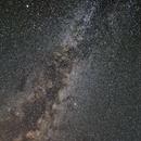 Milkyway in the Cygnus area,                                HenryD