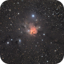 NGC1579 - La Trifide du Nord,                                grizli21