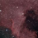 NGC7000,                                Daniel0711