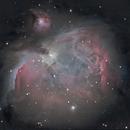 M42 The Orion Nebula,                                Joshua Smith