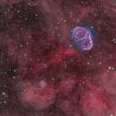 NGC 6888 HOO,                                LAMAGAT Frederic