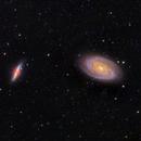 Bode's Nebula,                                Bob J