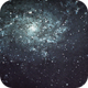 M33 NGC598 Triangulum Galaxy,                                Albert  Christensen