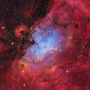 Eagle Nebula,                                Marcel Drechsler