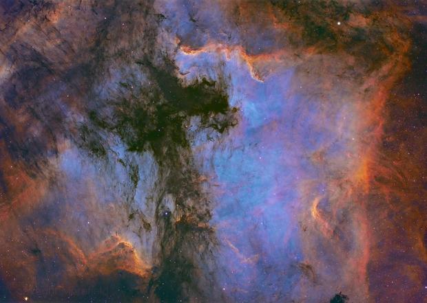 The Mushroom Cloud of Cygnus,                                Kevin Morefield