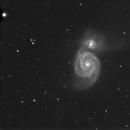 M51 Luminance,                                Quentin Gineys