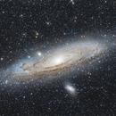 M31 Galassia di Andromeda,                                Mattia_C