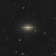 Sombrerogalaxie M104,                                Alexander Voigt