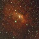 NGC7635,                                Kjell