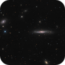 NGC 4388,                                Mike Miller
