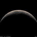 Waxing Crescent (Hi Res - 50Mpix) - 01.03.2017,                                Łukasz Sujka