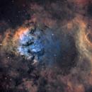 NGC 7822 SHO,                                GregGurdak