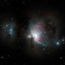M42 - Orion Nebula,                                alexhollywood