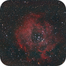 Nébuleuse de la Rosette - NGC2237,                                jpettit