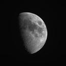 63% Waxing Gibbous Moon in Ha,                                Jirair Afarian