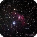 NGC 7635, the Bubble Nebula,                                John O'Neal, NC S...