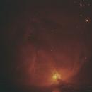 M42 Ha 12nm+OIII 8,5nm,                                Robert de Groot