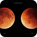 Moon Lunar Eclipse 2015,                                Stephen Heliczer FRAS