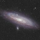 M31 - Andromeda Galaxy,                                Thorsten Glebe
