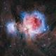 M42 - In a Sea full of red  (in un mare di rosso),                                Giambattista Rizzo