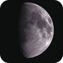 Waxing Gibbous Moon,                                Ed Albin