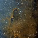 IC1396 Elephant's Trunk Nebula,                                Drew Sams