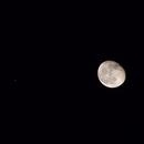 Moon  Jupiter 20121101,                                Sergio Alessandrelli