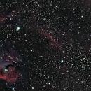 Seagull Nébulae IC 2177,                                PascalB
