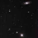 NGC4274 NGC4278 NGC4293 NGC4286,                                Станция Албирео