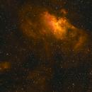 M16 v3 Eagle Nebual and Pillars of Creation,                                Eddie Pons