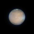 Mars, Olympus Mons,                                bunyon
