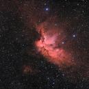 Wizard nebula NGC 7380,                                tobiassimona