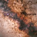 Core of the Milky Way,                                Chuen Chung Chui
