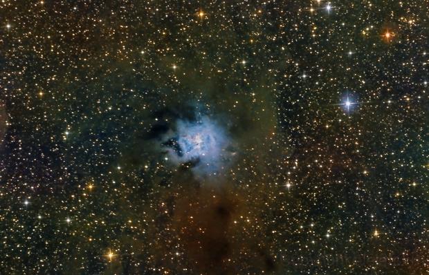 NGC 7023,                                Alejandro