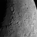 Posidonius near the lunar teminator,                                Jan Simons