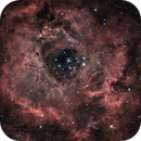 NGC2239 Rosette Nebula,                                SpacemanSpiff