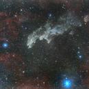 Witch Nebula, NGC 1909,                                Aurelio55