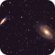 Bode's Nebula,                                Derek Foster